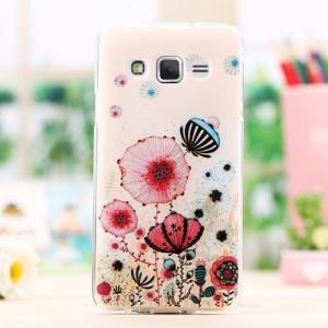 Силиконовый дизайнерский чехол с принтом для Samsung Galaxy A7