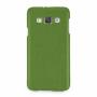 Кожаный чехол вертикальная книжка (нат. кожа) для Samsung Galaxy A3