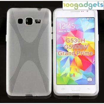 Силиконовый X чехол для Samsung Galaxy Grand Prime