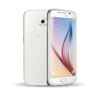 Металлический бампер для Samsung Galaxy S6 Серый