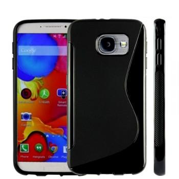 Силиконовый S чехол для Samsung Galaxy S6