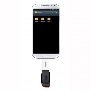 Нанопереходник MicroUSB-USB OTG для подключения периферийных USB устройств