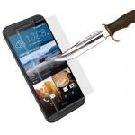 Ультратонкое износоустойчивое сколостойкое олеофобное защитное стекло-пленка для HTC One M9