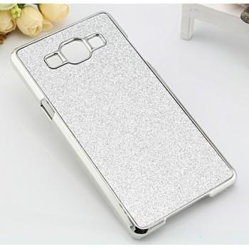 Пластиковый чехол со светоотражающим покрытием повышенной шероховатости для Samsung Galaxy A5