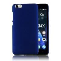 Пластиковый матовый непрозрачный чехол для Huawei Honor 4X