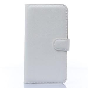 Чехол портмоне подставка с защелкой для Huawei Honor 4X Белый
