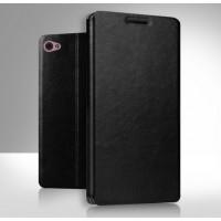 Чехол флип подставка водоотталкивающий для Lenovo S60 Черный