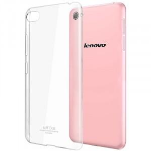 Пластиковый транспарентный чехол для Lenovo S60