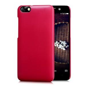 Пластиковый матовый чехол Металлик для Huawei Honor 4X