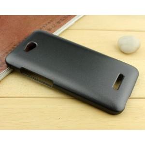 Пластиковый чехол серия Metallic для HTC Desire 616