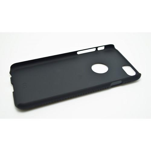 Антиударный поликарбонатный чехол с независимым защитным модулем для экрана на клипсе под ремень и ножкой-подставкой для Iphone 6 Plus