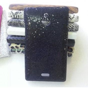 Эксклюзивный пластиковый дизайнерский чехол с аппликацией ручной работы серия Природа для Nokia X2