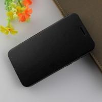 Чехол флип подставка водоотталкивающий для Alcatel One Touch Idol 2 Черный