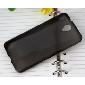 Силиконовый чехол для Alcatel One Touch Idol 2 Серый