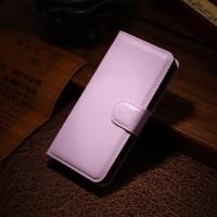 Чехол портмоне подставка с защелкой для Alcatel One Touch Idol Mini Розовый