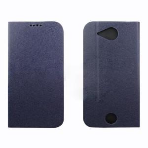 Чехол флип подставка на силиконовой основе с защелкой для Acer Liquid Jade