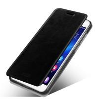 Чехол флип подставка водоотталкивающий для Huawei Honor 4X Черный