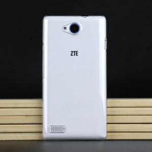 Пластиковый транспарентный чехол для ZTE Blade G Lux