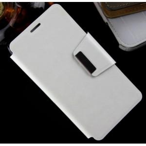 Чехол портмоне подставка с магнитной защелкой для ZTE Blade G Lux