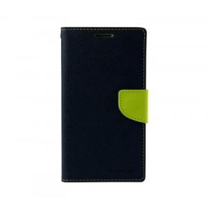 Дизайнерский чехол портмоне подставка с защелкой для ASUS Zenfone 5 Синий