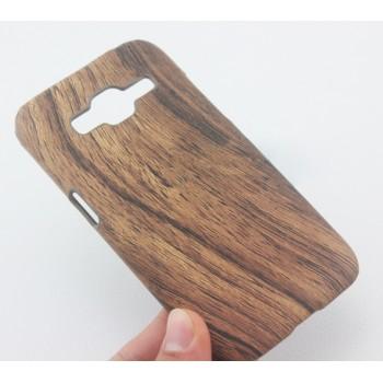 Пластиковый чехол с полноповерхностным принтом Дерево для Samsung Galaxy Core Prime
