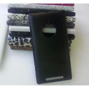 Эксклюзивный пластиковый дизайнерский чехол с аппликацией ручной работы серия Природа для Nokia Lumia 830