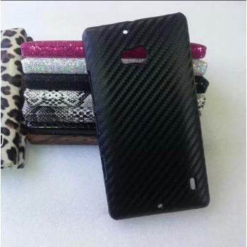 Эксклюзивный пластиковый дизайнерский чехол с аппликацией ручной работы серия Природа для Nokia Lumia 930