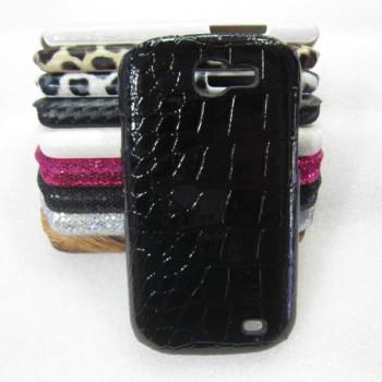 Эксклюзивный пластиковый дизайнерский чехол с аппликацией ручной работы серия Природа для Samsung Galaxy Express