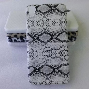 Эксклюзивный пластиковый дизайнерский чехол с аппликацией ручной работы серия Природа для HTC Desire 820