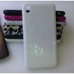 Эксклюзивный пластиковый дизайнерский чехол с аппликацией ручной работы серия Природа для HTC Desire 816