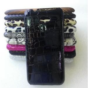 Эксклюзивный пластиковый дизайнерский чехол с аппликацией ручной работы серия Природа для HTC Desire 601