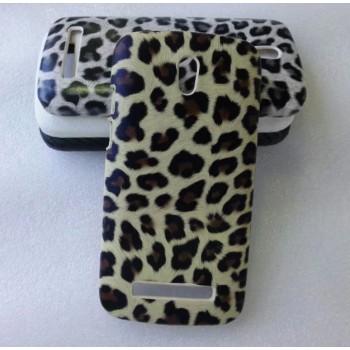 Эксклюзивный пластиковый дизайнерский чехол с аппликацией ручной работы серия Природа для HTC Desire 500