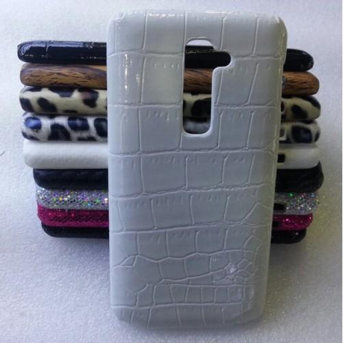 Эксклюзивный пластиковый дизайнерский чехол с аппликацией ручной работы серия Природа для LG Optimus G2