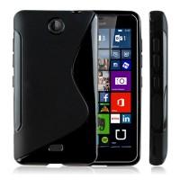 Силиконовый S чехол для Microsoft Lumia 430 Dual SIM