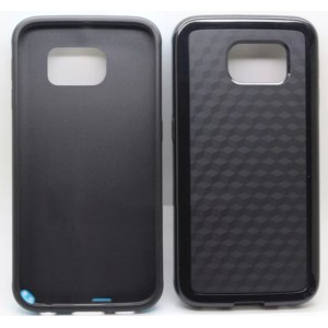 Гибридный силиконовый чехол с поликарбонатной крышкой для Samsung Galaxy S6