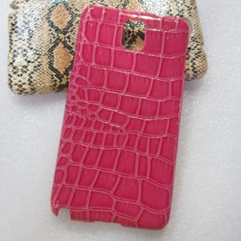 Эксклюзивный пластиковый дизайнерский чехол с аппликацией ручной работы серия Природа для Samsung Galaxy Note 3