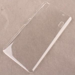 Пластиковый транспарентный чехол для Lenovo A7000