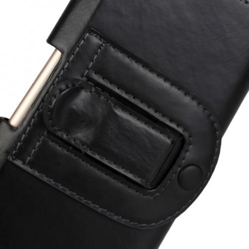 Кожаный чехол-кобура с зажимом для ремня для Samsung Galaxy S6 Edge