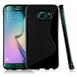 Силиконовый S чехол для Samsung Galaxy S6 Edge