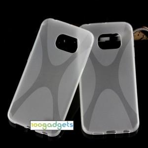 Силиконовый X чехол для Samsung Galaxy S6 Edge
