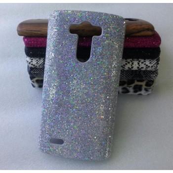 Эксклюзивный пластиковый дизайнерский чехол с аппликацией ручной работы серия Природа для LG G3 (Dual-LTE)