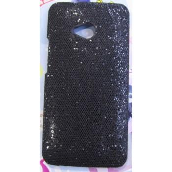 Эксклюзивный пластиковый дизайнерский чехол с аппликацией ручной работы серия Природа для HTC One (М7) Dual SIM