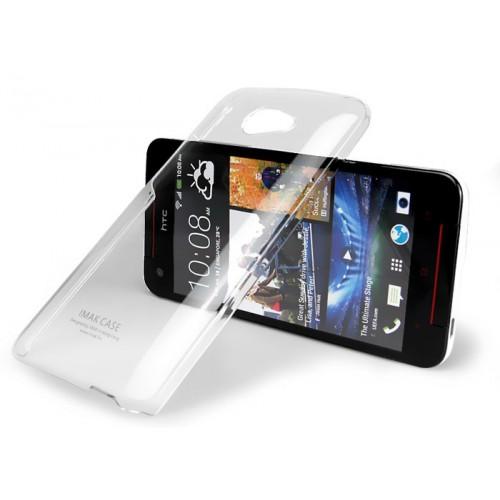 Транспарентный пластиковый чехол для HTC Butterfly S