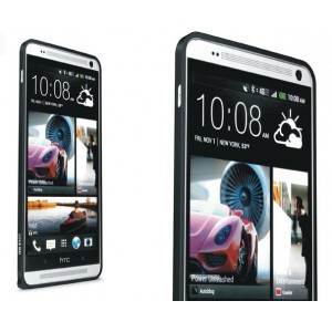Ультратонкий бампер для HTC One Max Черный
