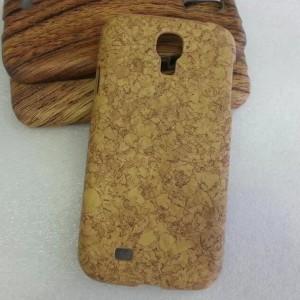 Пластиковый дизайнерский чехол с деревянной текстурой для Samsung Galaxy S4 Mini