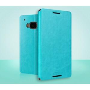 Чехол флип подставка водоотталкивающий для HTC One M9