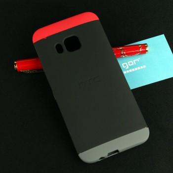 Модульный матовый поликарбонатный нескользящий чехол для HTC One M9