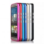 Металлический бампер для HTC One M9