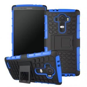 Силиконовый чехол экстрим защита для LG G4