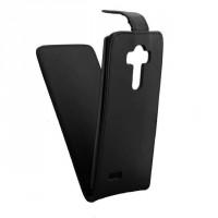 Чехол вертикальная книжка на пластиковой основе с магнитной застежкой для LG G4